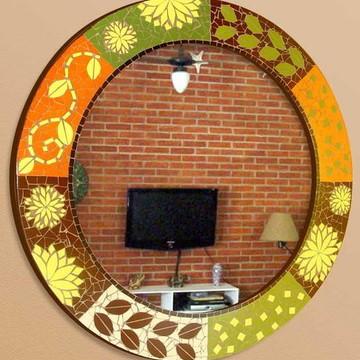 Espelho Africa
