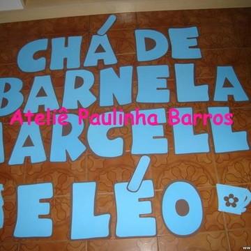 Painel Chá de Barnela