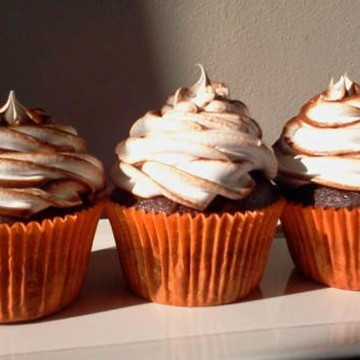 Cupcake tamanho padrão