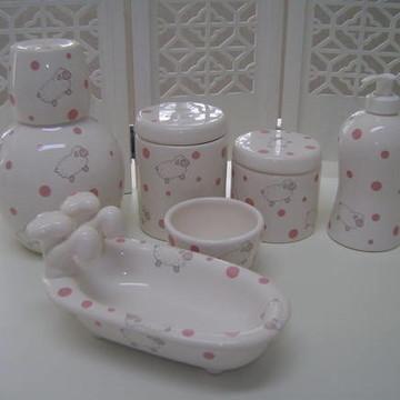 kit higiene ovelhinha