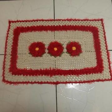 TapeteFlores Vermelhas LA61