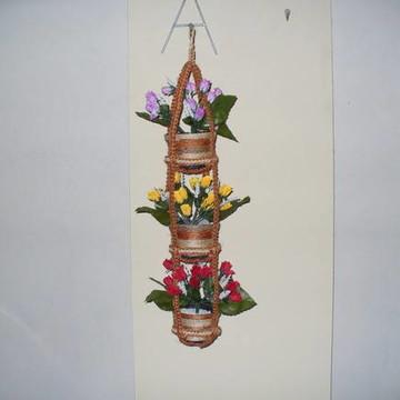Suporte de Sisal para Vasos