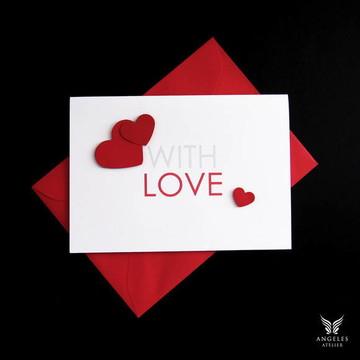 Cartão With Love
