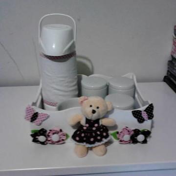 Kit Higiene Bandeja Ursa