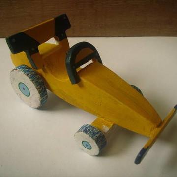 Carrinho De Corrida F1