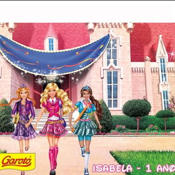 Rótulo Para Batom Da Barbie