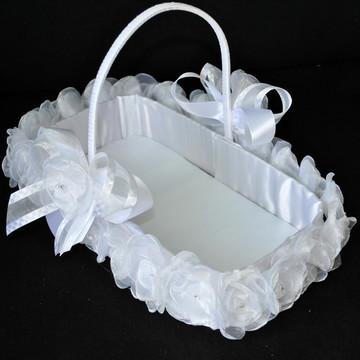 cesta de florista especial p/ botoes