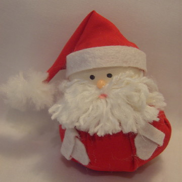 Lembrancinha sachê Papai Noel