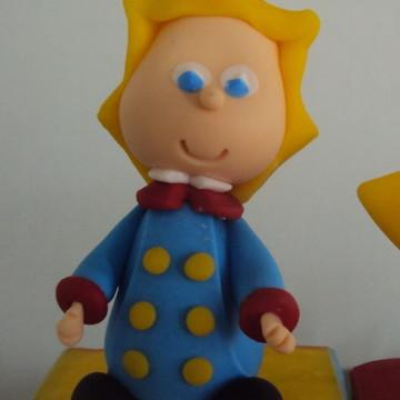Pequeno Príncipe - Lembrancinha Biscuit!