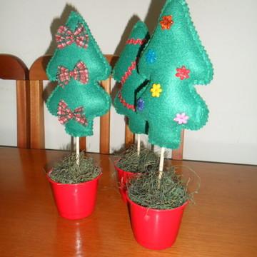 Enfeite Árvore de Natal