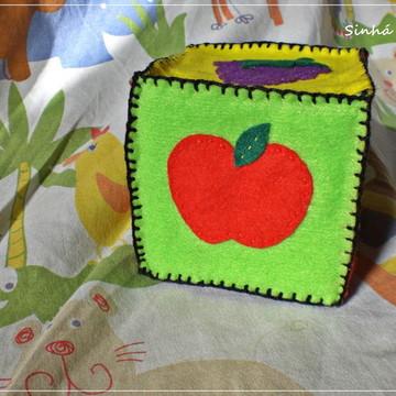 Cubo Pedagógico {Frutas}