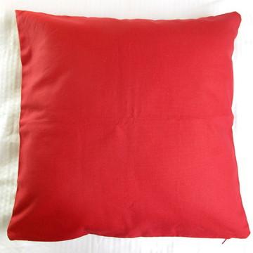 Capa de almofada Vermelho