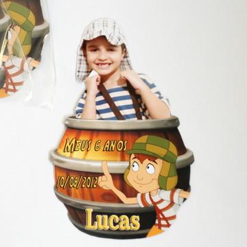 Ímãs em formato de barril do Chaves