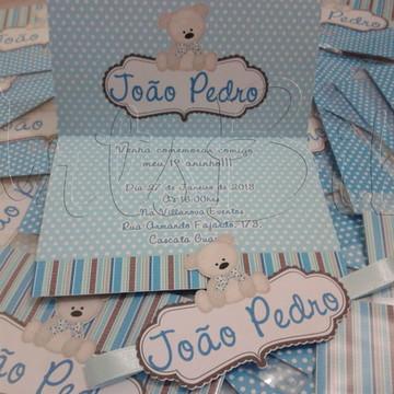 Convite Ursinho MeR (entregue)