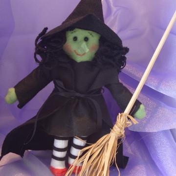 Bruxa verde Srta. Gulch