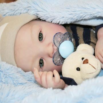 bebê reborn Joao Gabriel-por encomenda