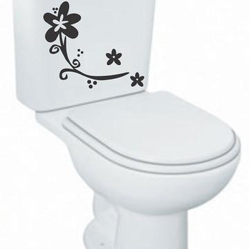 Adesivo de banheiro