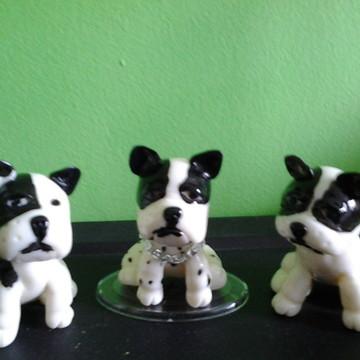 Bulldog Francês - Biscuit