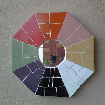 Bágua - Mosaico Tam G