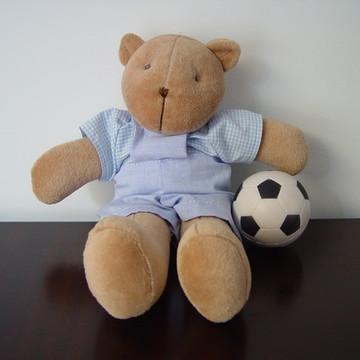 (Bi 0050) Urso pelúcia