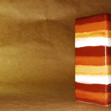Vaso de Cerâmica Esmaltado