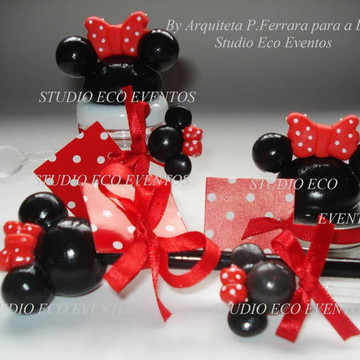 80 produtos Festa Minnie cópia proibida