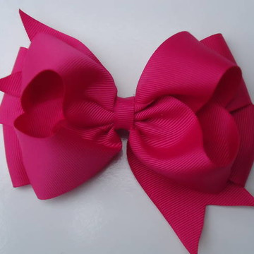 Laço Hair Bow Duplo
