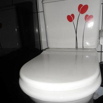 Adesivo para Banheiro.