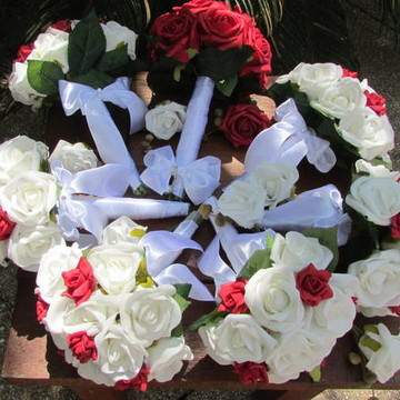 Mini Bouquet & lapela I