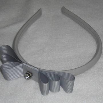 Tiara Laço prata