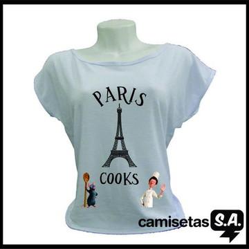 T-shirt Paris Cooks