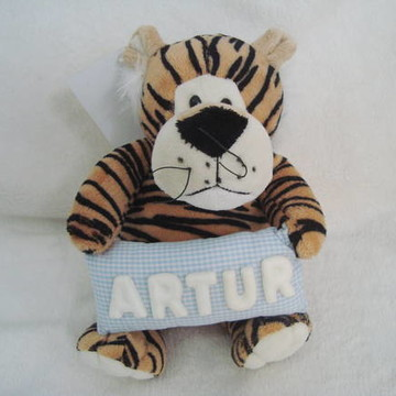 Enfeite de Porta Personalizado - Tigre