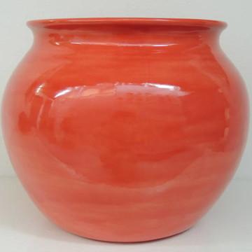 Cachepot/Vaso Redondo GGG - Cerâmica