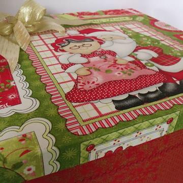 Caixa para estúdio fotográfico Natal
