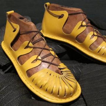 Sapato Mod. 10 - Couro liso