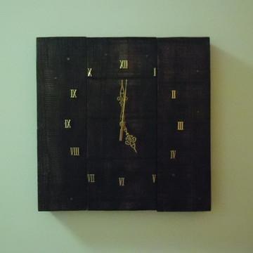 Relógio de Pallet
