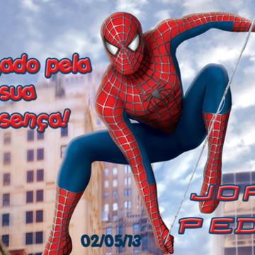 Tag Homem-Aranha