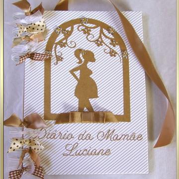 Diário Gravidez Luciane