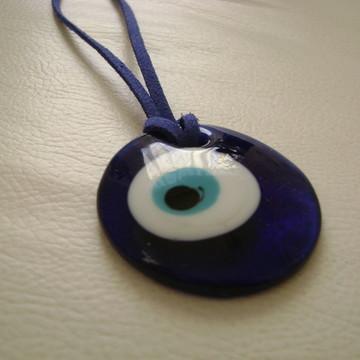 Colar Olho turco/olho grego azul