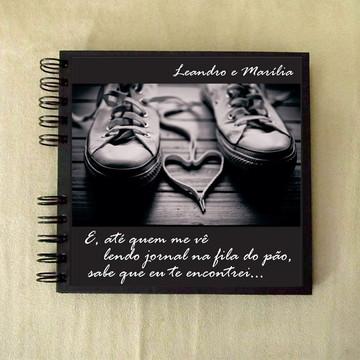 Mini-álbum Dia dos Namorados 1