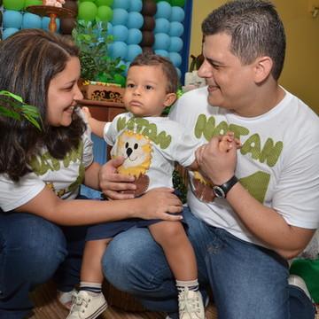 Camiseta Safari -Família