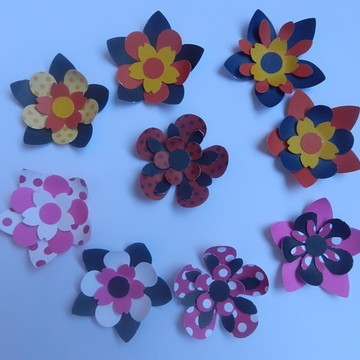 Flores disney - mickey e minnie