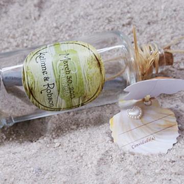 Convite de Casamento - Praia