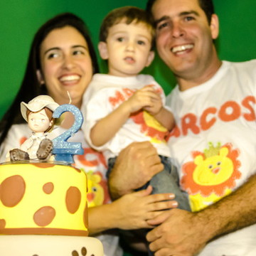 Camiseta Safari (Família)