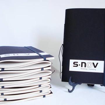 Caderno Business