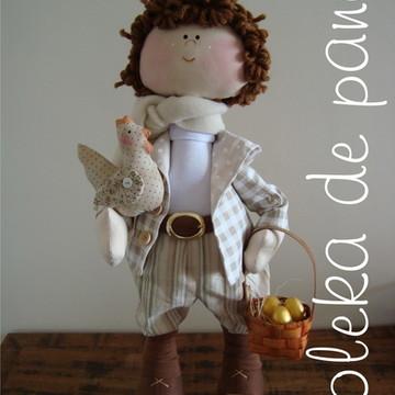 APOSTILA DIGITAL boneco JOAO PEDRO