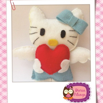 Hello Kitty Anjinha