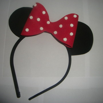 """Tiara """"Mikey/Minnie"""""""