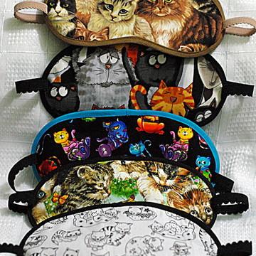 Máscaras p/ olhos gatos