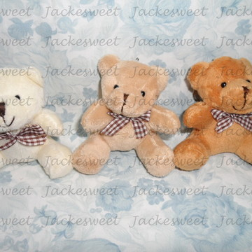 Mini Ursos Amiguinhos